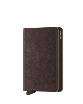 Secrid slim wallet leather veg espresso